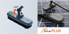 Overview Solar Pannel Cleaning Tool product Manufactuer in korea Solar Pannels, Cleaning Equipment, Solar Power, Korea, Tools, Solar Energy, South Korea, Appliance