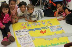 Kindergarten Smiles: Animal Research Project