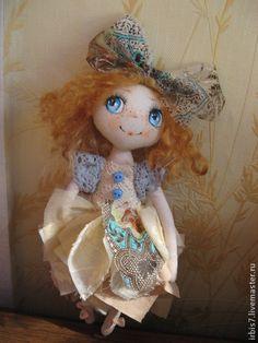 Коллекционные куклы ручной работы. Ярмарка Мастеров - ручная работа Marie. Handmade.