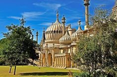 The Royal Pavilion in Brighton