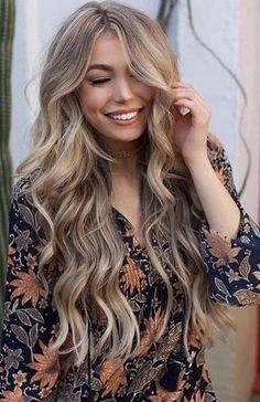 35 Sophisticated & Summery Sandy Blonde Hair Looks Part 26