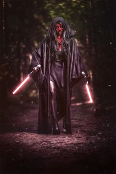 Darth Maul (Female) by Andreas Krupa on 500px