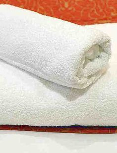 #toallas #lavar #DIY