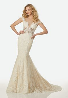 Jasmine Wedding Dress | Randy Fenoli Bridal