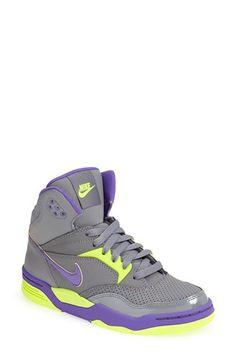 promo code 8b923 fc329 Free shipping and returns on Nike Base Flight 14 Hi Sneaker (Women)