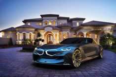 BMW i9 | Rim design No. 2
