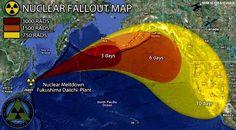 fukushima radiation levels | fukushima_radiation_nuclear_fallout_map