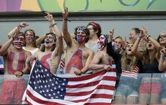 Where to Watch Tuesday's USA-Belgium Game. #WorldCup2014 #TeamUSA