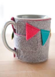 Resultado de imagen para moldes de porta coffee mugs