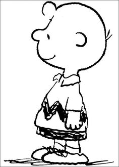 coloring page Snoopy - Snoopy