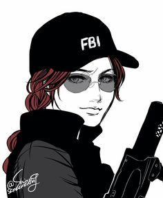 FBI Operative:Ash Author:shinosaaaaaaag