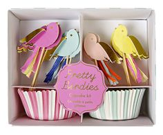 birdies cupcake kit