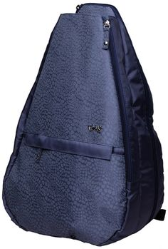 Check out our Chic Slate Glove It Ladies Tennis Backpack! Find the best tennis gear and accessories at Lori's Golf Shoppe. Click through now to see this!