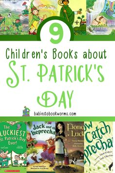 Celebrate leprechauns, rainbows and pots of gold with these St. Patrick's Day books for kids! Books For Autistic Children, Childrens Books, Teaching Social Skills, Book Lists, Reading Lists, Day Book, Character Education, Literacy Activities, Read Aloud