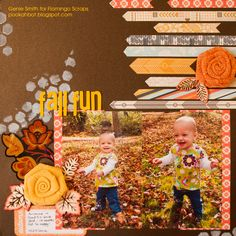 fall fun - Scrapbook.com