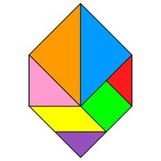 tangram hexagon 2 tangram solution 156 providing teachers and pupils with tangram puzzle