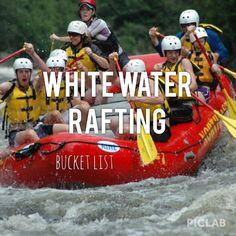 Love it when we make it on people's bucket lists! #bucketlist #whitewaterrafting #mainethingtodo