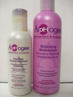 Living and Loving Makeup: REVIEW: Aphogee Two-Step Protein Treatment & Keratin 2-Minute Reconstructor
