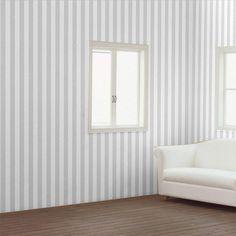潮贴厂家直销PVC自粘墙纸 加厚防潮 竖条纹系列之浅灰色 特价促销-淘宝网