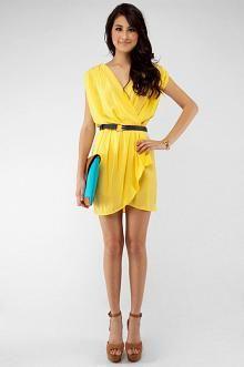 b750302297 Haute - Socialbliss White Dress Summer