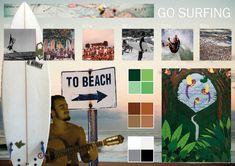 Conceito: Go surfing / Hostel localizado na Praia da Joaquina (SC)