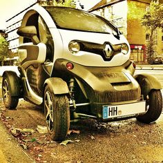 Renault Twizy - My new Car :-)