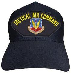 TACTICAL AIR COMMAND Baseball Cap - Meach's Military Memorabilia & More