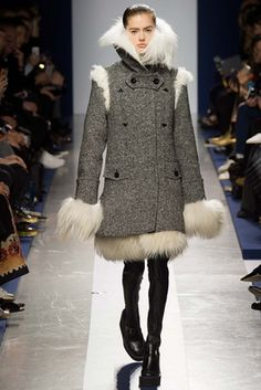 Sacai Fall 2015 Ready-to-Wear Fashion Show: Complete Collection - Style.com