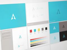 Al Design Brand Book/Guidelines by Herson Rodriguez