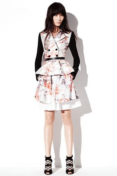 Prabal Gurung Resort 2013 Womenswear
