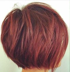 9.Hairstyle for Short Layered Hair                                                                                                                                                                                 More