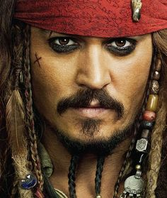 """Captain Jack Sparrow - Johnny Depp Pirates of the Caribbean! """" I can't breathe when you look at me like that Jack Sparrow! Johnny Depp Wallpaper, Captain Jack Sparrow, Jack Sparrow Wallpaper, Here's Johnny, The Lone Ranger, Pirate Life, Pirates Of The Caribbean, Best Actor, Color Splash"""