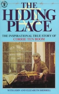 The Hiding Place, Corrie Ten Boom is captured during the second world war. This is her story. Very good read. Puts things into perspective Great Books To Read, I Love Books, Good Books, Corrie Ten Boom, Hiding Places, Page Turner, Book Making, Read Aloud, So Little Time
