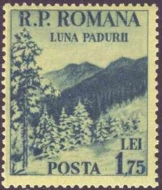 Stamp%3A%20Mountain%20landscape%20(Romania)%20(Month%20of%20the%20Forest)%20Mi%3ARO%201466%2CSn%3ARO%20986%2CYt%3ARO%201339%20%23colnect%20%23collection%20%23stamps