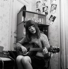 Françoise e o violão