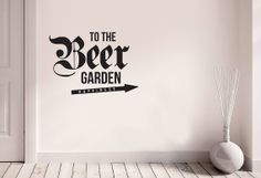 To The Beer Garden // for the bungalow