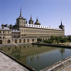 File:Monastery and Site of the Escurial, Madrid-110223.jpg