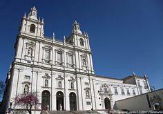 Igreja de São Vicente de Fora - Lisboa - Portugal