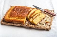 Καλαμποκόψωμο | Συνταγή | Argiro.gr Food Categories, Greek Recipes, Banana Bread, French Toast, Recipies, Brunch, Food And Drink, Snacks, Cooking