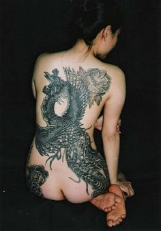 TATTOOED JAPANESE WOMEN | Side Tattoos For Girls:Tattoo designs and Gallery Sleeve tattoos be ...