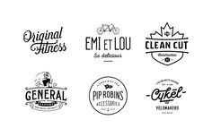 Logo Collection #2 on Behance
