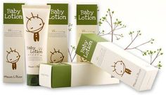 mauve&fever Baby Lotion, Packaging Design, Place Cards, Place Card Holders, Branding, Cosmetics, Baby Products, Drinks, Mauve