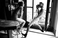 #photography #backstage #tatto #men