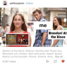OK... This is a tiny winy bit of mean... But Pretty Odd was a great album... Anyways I'm dying to see the new album!