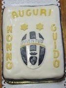I miei hobby: Torta Juve 2.