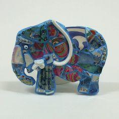 mosaic elephant by smashing chintz | notonthehighstreet.com