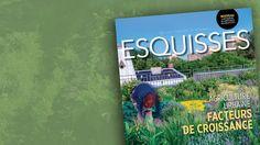 À lire dans le numéro d'été du magazine Esquisses : où en est l'agriculture urbaine au Québec ?   #ArchQC #AgricultureUrbaine #DesignUrbain #Urbanisme #Architecture Architecture, Magazine, Urban Farming, Urban Design, Urban Planning, Sketching, Baby Newborn, Arquitetura, Magazines