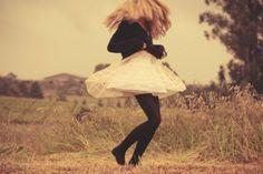 Dress in motion