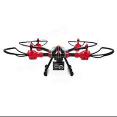 Other RC Model Vehicles and Kits 182186: K70c Sky Warrior 2.4G 4Ch 6 Axis 3D Headless 2Mp Camera Rc Quadcopter Drone Red -> BUY IT NOW ONLY: $64.99 on eBay!
