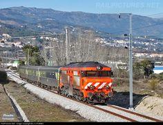 RailPictures.Net Photo: CP 1935 Caminhos de Ferro Portugueses Alsthom CP 1930 series at Tortosendo, Portugal by J.C.POMBO